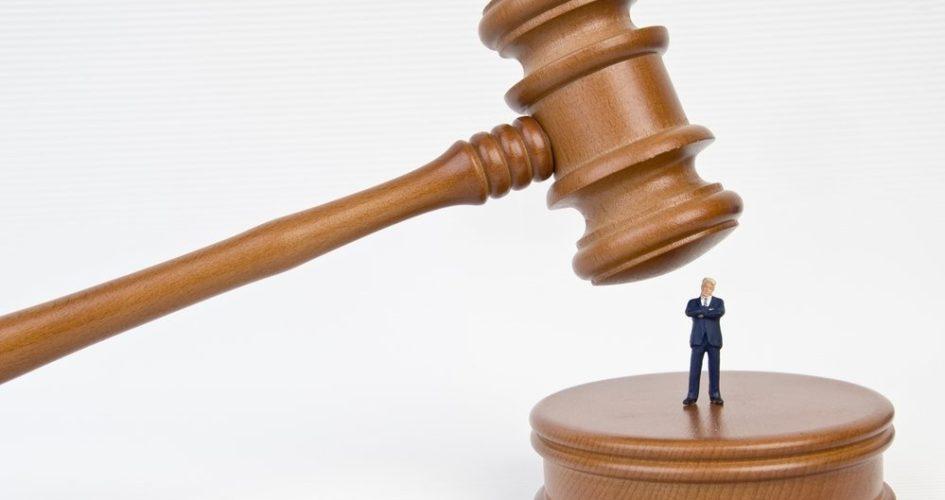 Trestně právní odpovědnost zaměstnanců