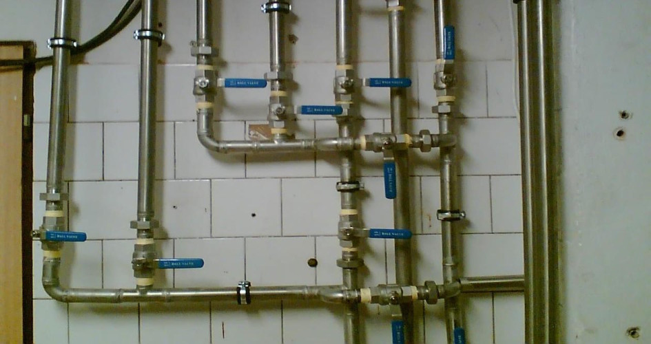Značení potrubí